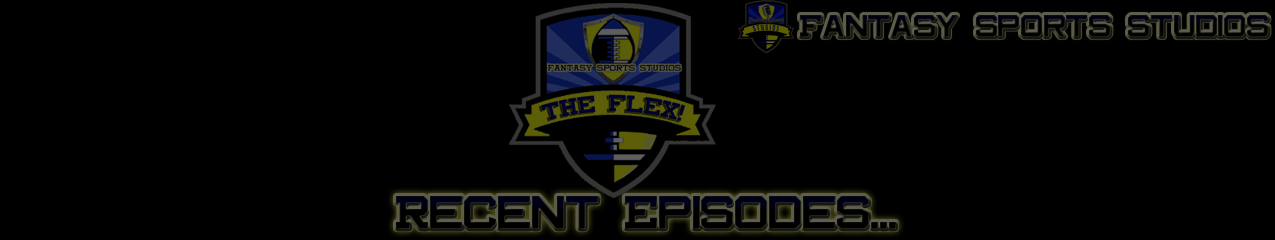 "The Flex! Fantasy Football Podcast - 2018 Free Agent Frenzy! Free Agent Tracker, Outlook, NFL News and Mailbag Jeff and Chris are in the studio today.  The guys recap the flurry of unprecedented moves that have taken the NFL, and your fantasy league, by storm.  Chris and Jeff provide their takes, insight and what impact these ""familiar faces in new places"" will bring to their new teams, and more importantly, for fantasy, their teammates. Chris briefly revisits some of the previous topics and news from the last two weeks.   The 2018 NFL Combine has come and gone.  There will be a bonus episode released soon, recapping the 2018 NFL Combine.  This show, 2018 Free Agent Frenzy! Free Agent Tracker, Outlook, NFL News and Mailbag was recorded at 10:30 am on Thursday, March 15th.  Also, on the 2018 Free Agent Frenzy! Free Agent Tracker, Outlook, NFL News and Mailbag Episode: An interesting game of ""True or False"" and, of course, we dive into the Mailbag!  There are some great questions pertaining to the 2018 Free Agent Frenzy! Free Agent Tracker, Outlook, NFL News and Mailbag. We answer some great Dynasty League questions regarding the upcoming 2018 NFL Draft / 2018 Fantasy Football Rookie Draft. Keep the Mailbag submissions flowing!  Email the show at  TheFlex@FantasySportsStudios.com Listen to The Flex Fantasy Football Podcast all-year long to get your fantasy football fix and be a part of something different! FANTASYSPORTSSTUDIOS.COM"